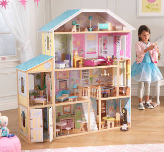 KidKraft Majestic Mansion Dollhouse - In storage until Level 4 is lifted - Pre-Orders accepted now