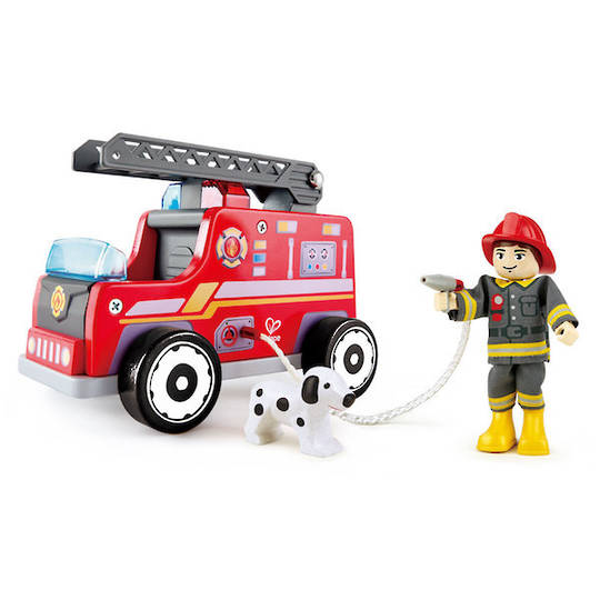Hape Fire Rescue Truck
