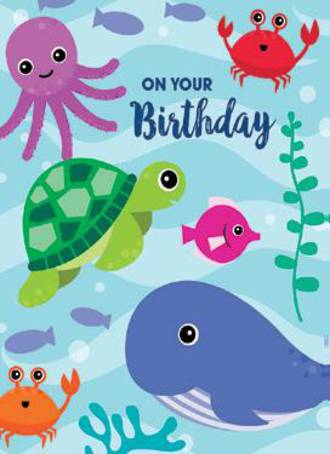Gift Card - Sealife