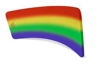 Kinderfeets KinderBoard Rainbow