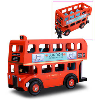 Le Toy Van London Bus