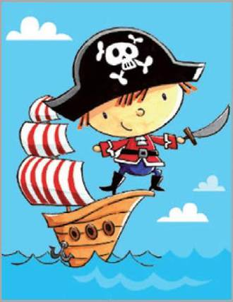 Gift Card - Pirate