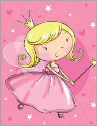Gift Card - Pink Fairy