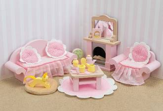 Le Toy Van DaisyLane Sitting Room Furniture Set