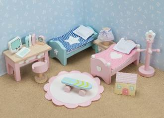 Le Toy Van Daisylane Children's Room Furniture Set