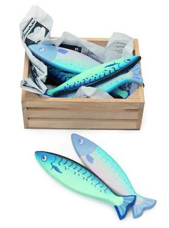 Le Toy Van Fresh Fish Market Crate