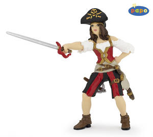 Papo Pirate Woman
