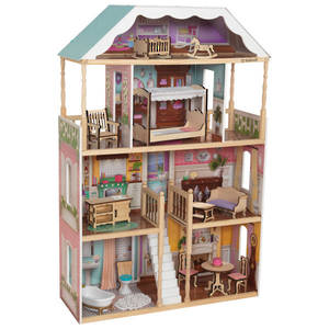 Kidkraft Charlotte Dollhouse with EZ Kraft Assembly™