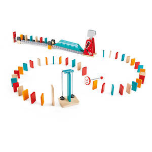 Hape Mighty Hammer Domino Game