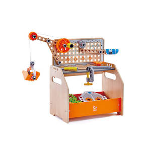 Hape Discovery Scientific Workbench - Junior Inventor