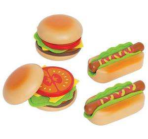 Hape Hamburgers & Hot Dogs