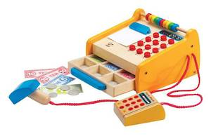 Hape Checkout Cash Register