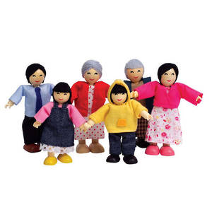 Hape Happy Family - Asian