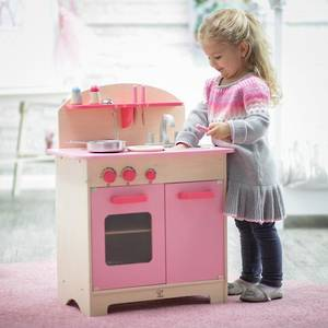 Hape Pink All in One Kitchen
