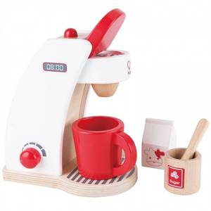 Hape Coffee Maker White