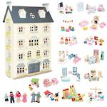 Le Toy Van Palace House Ultimate Bundle
