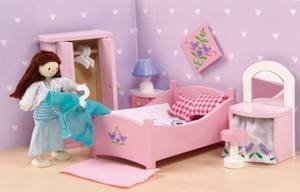 Le Toy Van Sugar Plum Bedroom