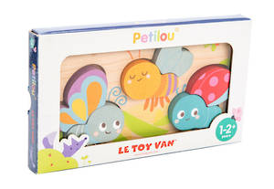 Petilou Busy Bugs Puzzle