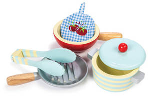 Le Toy Van Honeybake Pots & Pans