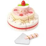 Le Toy Van Strawberry Wedding Cake