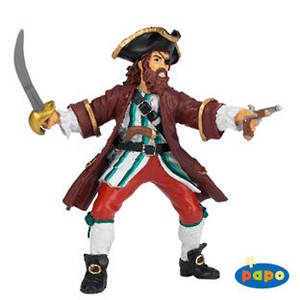Papo Barbarossa Pirate