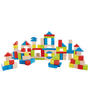 Hape Beech Blocks 100 pcs