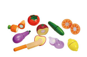 Hape Fresh Fruit and Vegetable set
