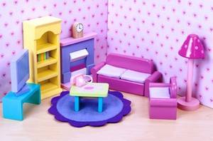 Le Toy Van Sugar Plum Sitting Room