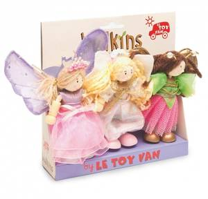 Le Toy Van Budkins Fairy set